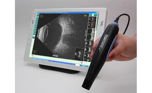 Sonomed Master-Vu Portable Ophthalmic A-Scan/B-Scan